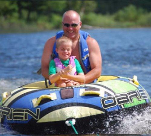 Grand Rapids, MN: Family Water Fun on Bass Lake