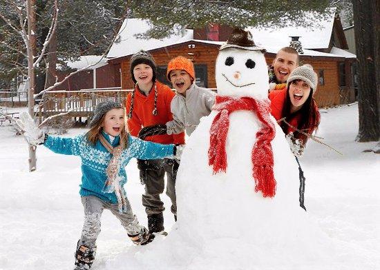 Grand Rapids, MN: Winter Family Fun at Wildwood!