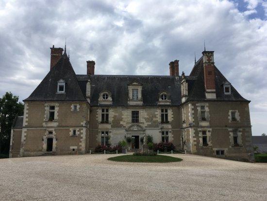 Noizay, Francia: le château
