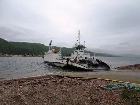 Englishtown Ferry