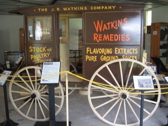 Cameron, WI: Remember Watkin's Vanila ?