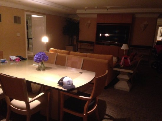Park Hyatt Aviara Resort: Suite Living room