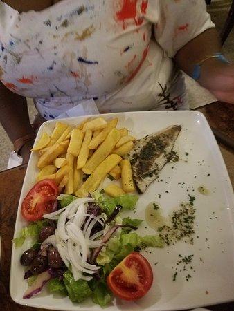 Anglo Maltese League: Fish dish