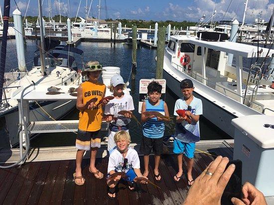 Right Hook Fishing Charters Riviera Beach Fl Omd Men