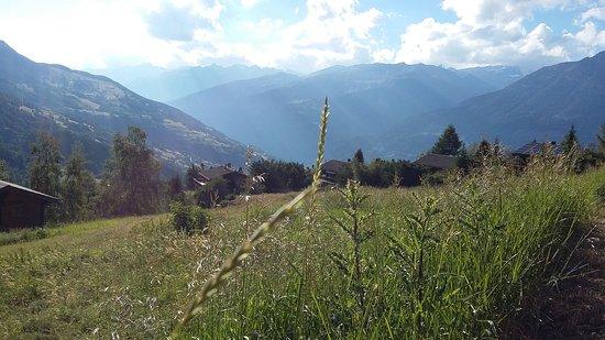 Bürchen, Швейцария: 20170625_185613_large.jpg