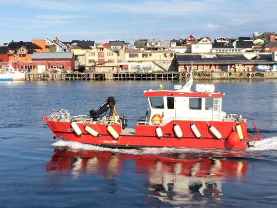 Vardo Municipality, Norwegen: Vardø en perle i sola