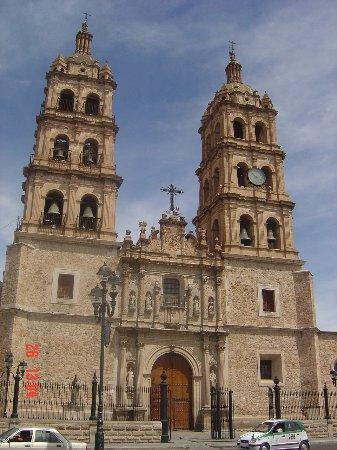 Durango Cathedral: Catedral de Durango 2005