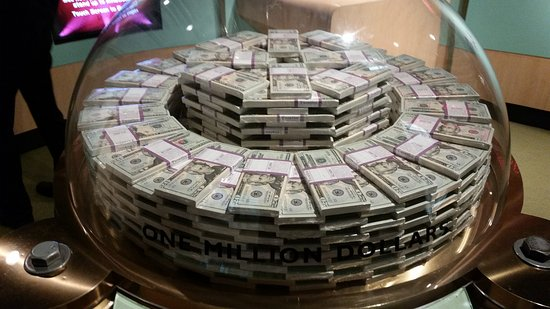 Create Your Own Dollar Bill - Picture of Money Museum at the Federal