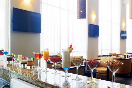 Crowne Plaza Hotel Villahermosa: Barcelona Bar