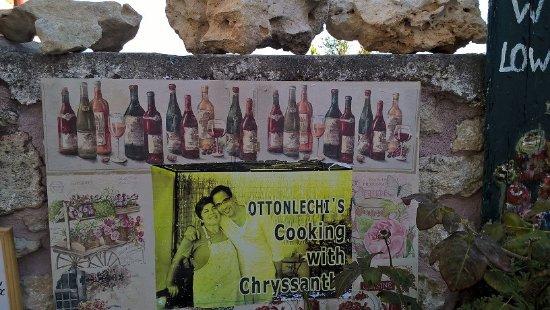 Katalagari, Greece: foto aan de muur