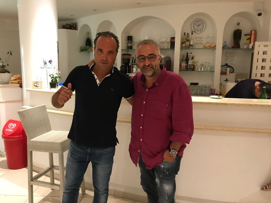 """Hotel Paradiso Residence: Paolo Caiazzo """"Made in Sud"""""""