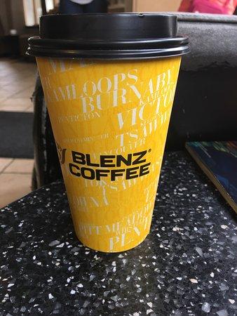 Blenz Coffee Whistler: photo0.jpg