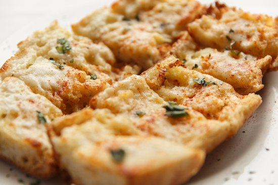 Bristol, PA: Annabella's classic Italian garlic bread.