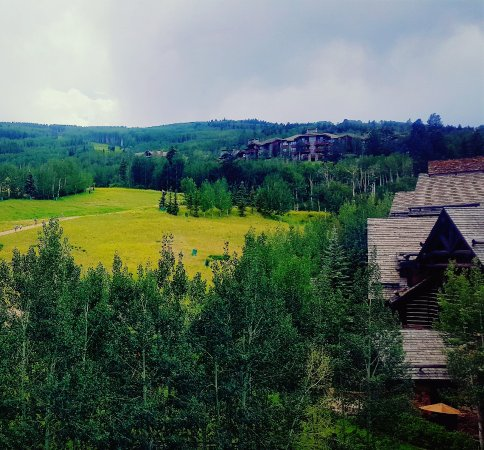The Ritz-Carlton, Bachelor Gulch: The view from the room...amazing!