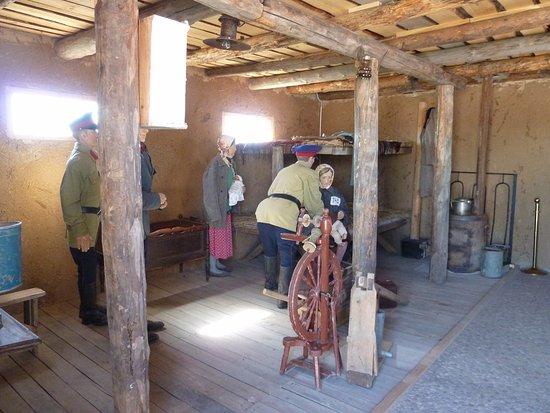 Malinovka, كازاخستان: barak