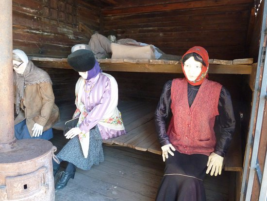 Malinovka, คาซัคสถาน: wagon