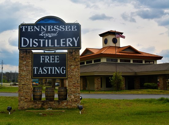 Tennessee Legend Distillery - Winfield Dunn Parkway
