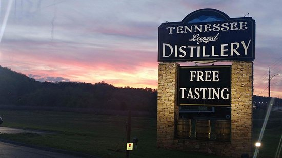 Tennessee Legend Distillery - Winfield Dunn Parkway