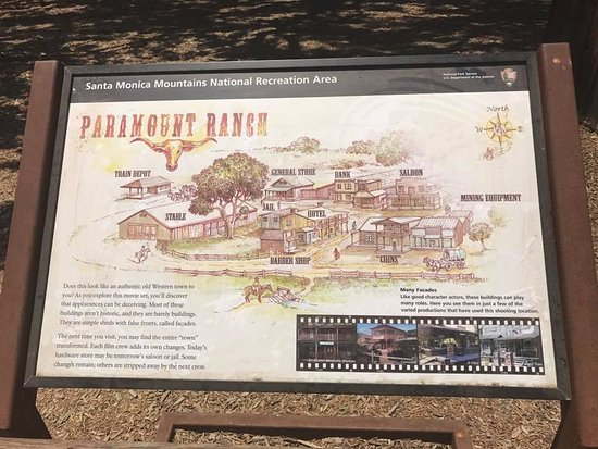 Agoura, CA: Map of the Town and info about filming