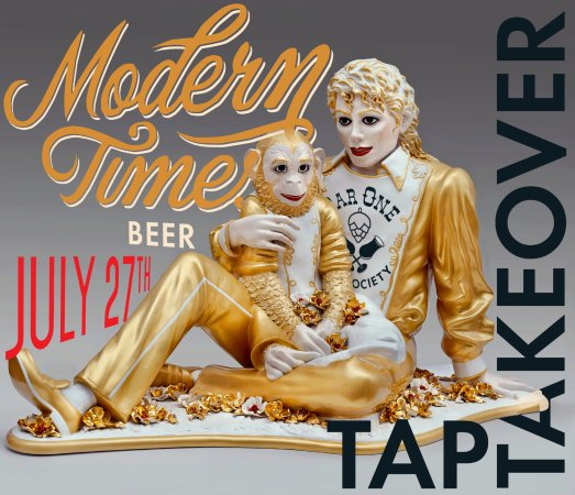 Bar One Tap Room: Modern Times Beer Is A 30bbl Production Brewery And  Tasting Room