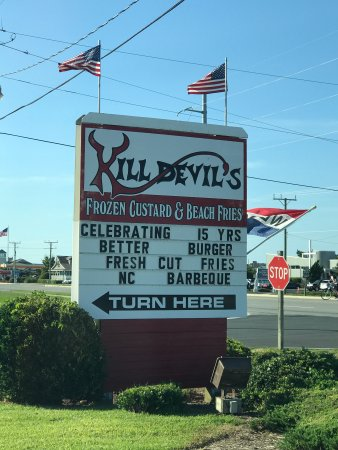 Kill Devil's Frozen Custard & Beach Fries Photo