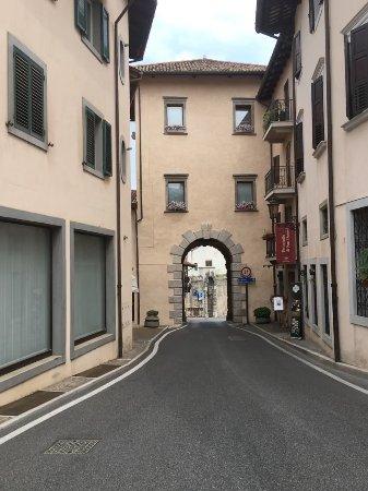 San Daniele del Friuli, Italia: Porta Gemona