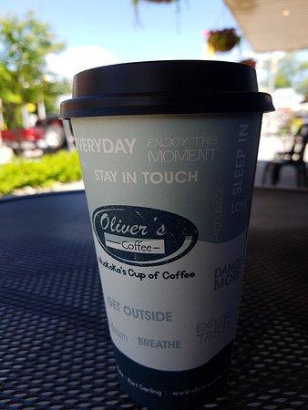 Oliver's Coffee Shop: 20170704_115029_large.jpg