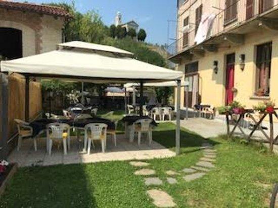 Villar San Costanzo, Italië: Dehor