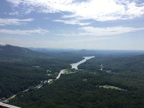 Chimney Rock, Carolina del Norte: photo1.jpg