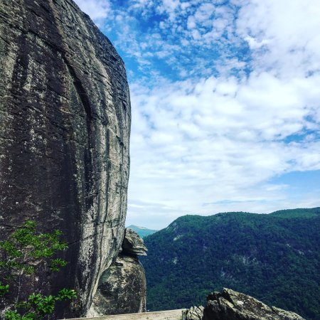 Chimney Rock, Carolina del Norte: photo2.jpg
