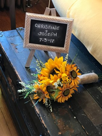 Mount Joy, Pensilvanya: Wedding Decorations