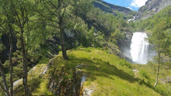 Skjolden, Norveç: Amazing views