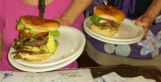 Alamo Springs Gen Store & Cafe: Big Burgers, Big Taste, Not Big Prices