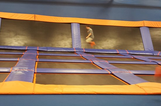 Sky Zone Virginia Beach Photo