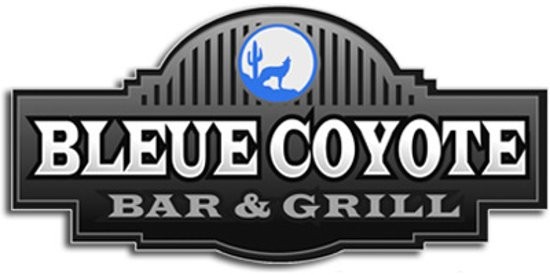 Bleue Coyote Bar & Grill: Our logo