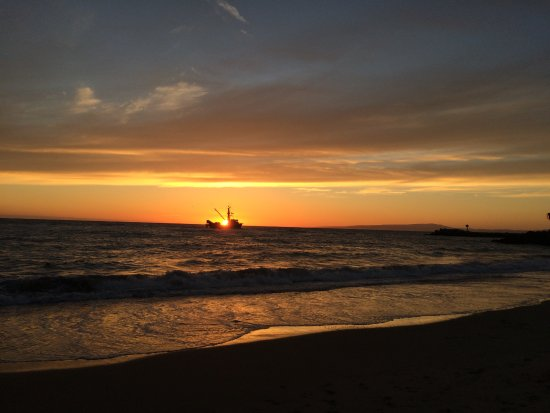 Sunset State Beach: Sunset at Sunset Beach