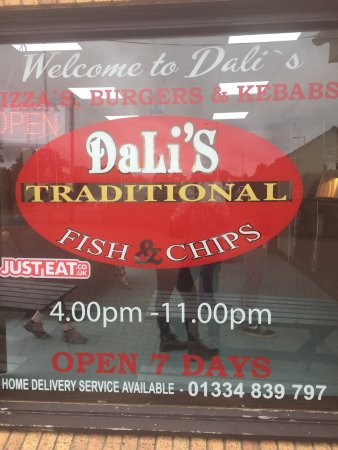 Worst Chip Shop Ever Dalis Traditional Fish And Chips