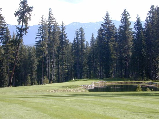 Kahler Glen Golf & Ski Resort: Golf Course