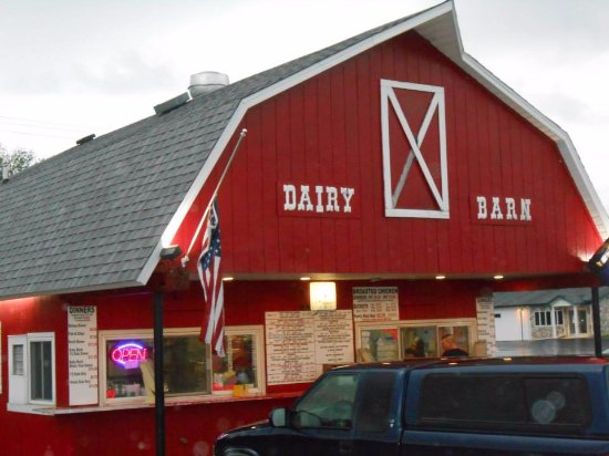 Sebewaing, MI: The Dairy Barn