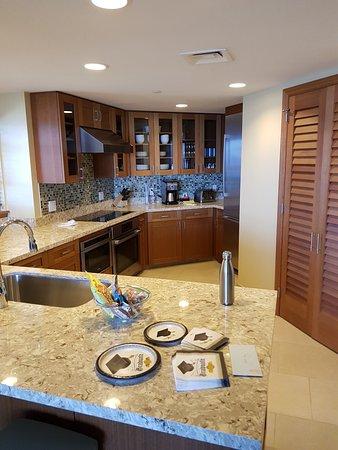 Hyatt Residence Club Maui Ka Anapali Beach Chef S Kitchen