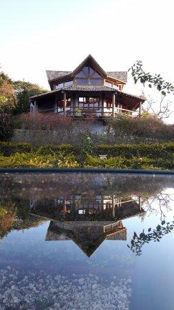 Pousada Quinta da Serra: Restaurante da Pousada