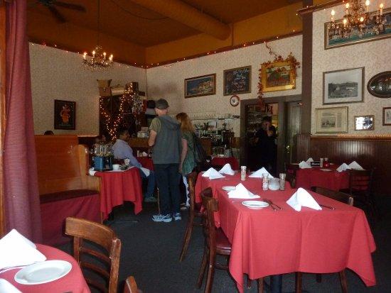 Fairfax, Californië: Delicious Fradelizio's
