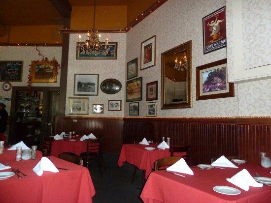 Fairfax, CA: Delicious Fradelizio's