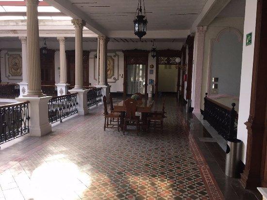Gran Hotel de Merida: con mucha historia