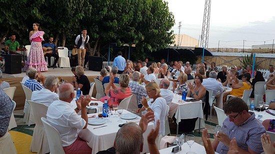 Restaurante La Herradura: Excellent night