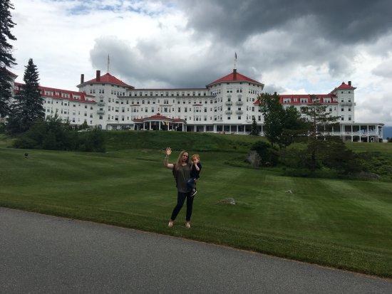 華盛頓山歐姆尼渡假飯店照片