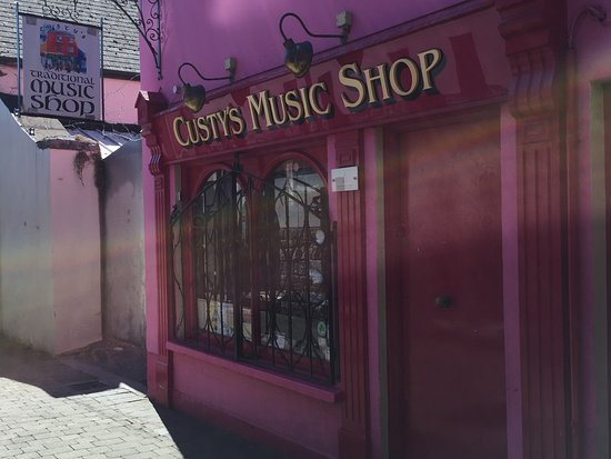 Custy's Traditional Music Shop