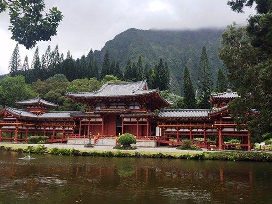 Kaneohe, هاواي: Byodo-In Temple
