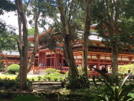 Kaneohe, HI: Byodo-In Temple