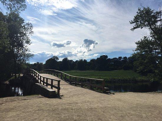 Concord, MA: The Old North Bridge